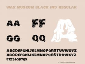 Wax Museum Black Ind