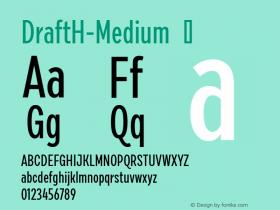 DraftH-Medium