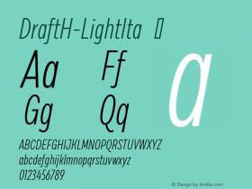 DraftH-LightIta
