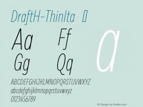DraftH-ThinIta