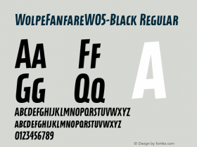 WolpeFanfareW05-Black