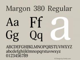 Margon 380