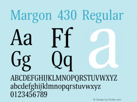 Margon 430