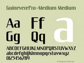 GuineverePro-Medium
