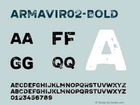 Armavir02-Bold