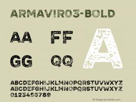 Armavir03-Bold