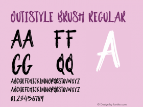 Outistyle Brush