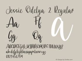 Jessie Odelya 2