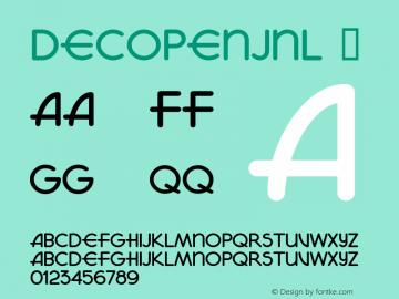 DecoPenJNL