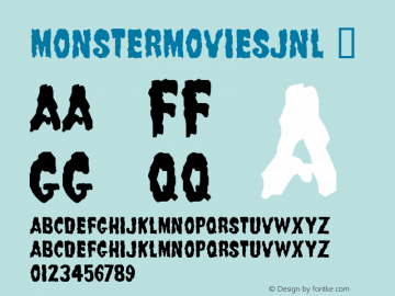 MonsterMoviesJNL