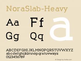 NoraSlab-Heavy