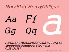 NoraSlab-HeavyOblique