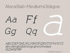 NoraSlab-MediumOblique