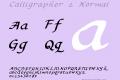 Calligrapher 2