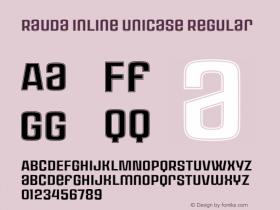 Rauda Inline Unicase
