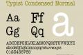 Typist Condensed