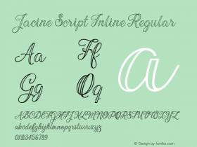 Jacine Script Inline