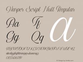Harper Script Null