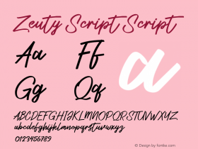 Zeuty Script