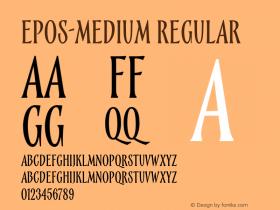 Epos-Medium