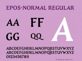 Epos-Normal