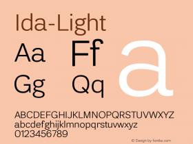 Ida-Light