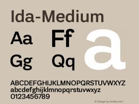 Ida-Medium