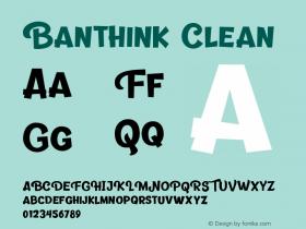 Banthink