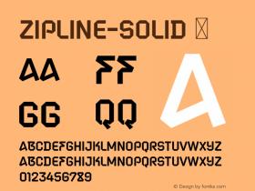 Zipline-Solid
