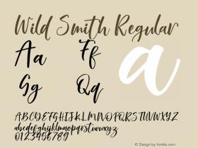 wild smith