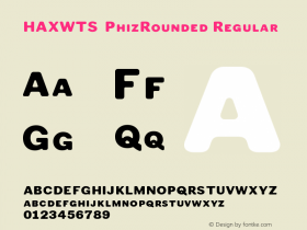 HAXWTS+PhizRounded