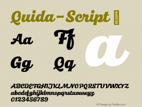 Quida-Script