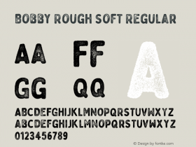 Bobby Rough Soft