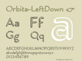 Orbita-LeftDown