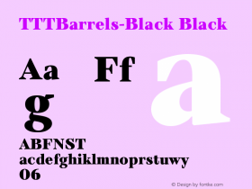LHLZTR+TTBarrels-Black
