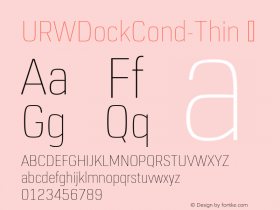 URWDockCond-Thin