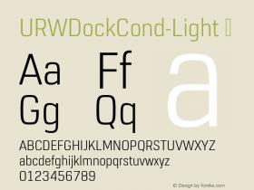 URWDockCond-Light
