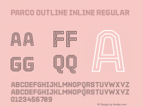 Parco Outline Inline