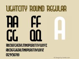 Lightcity Round
