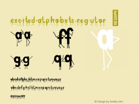 Excited-Alphabets-Regular