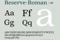 Reserve-Roman