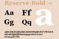 Reserve-Bold