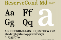 ReserveCond-Md