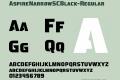 AspireNarrowSCBlack-Regular
