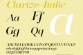 Clarize-Italic