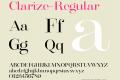 Clarize-Regular