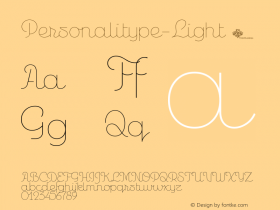 Personalitype-Light