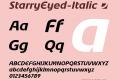 StarryEyed-Italic