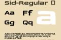 Sid-Regular