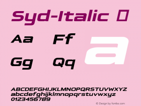 Syd-Italic